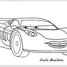 Small Picture Cars 2 Coloring Pages Lewis Hamilton Archives Mente Beta Most