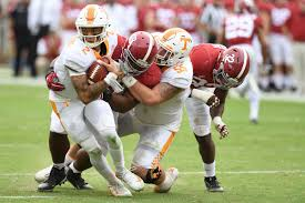 Predicting The 2019 Sec Football Season Tennessee Vols