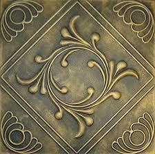 Cheap Decorative Ceiling Tiles Amazon Cheap Decorative Ceiling Tile R100 Black Brass 47