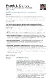 Gm Resume Samples Visualcv Resume Samples Database