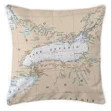 Ontario Nautical Charts Amazon Com Alerie Sassoon Great Lakes Lake Ontario Nautical