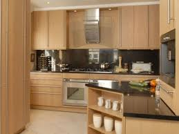 paint color for kitchen with light oak cabinets. image of: dark walls with light oak cabinets paint color for kitchen