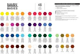 Pin By Sonamm Shah On Color Mixing Chart In 2019 Liquitex