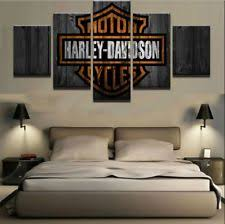 Harley Davidson Signs Decor Harley Davidson Home Decor EBay 16
