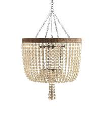 diy beaded chandelier come learn how