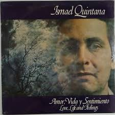 ISMAEL QUINTANA-Amor,Vida,Sentimiento  love,Life,Feelings.Orig.1st.Press.Ex.Copy | eBay