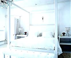 white canopy bed – mocojob.info