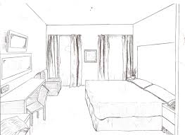 bedroom drawing one point perspective. Modren Perspective 1 Point Of View Room In Drawing   Drawings From Floor Plans To And 2  Perspective For Bedroom Drawing One Point Perspective