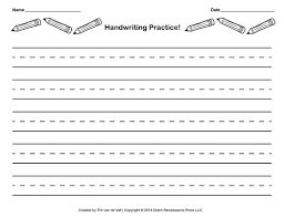 Lined Pages For Writing Fascinating Lined Writing Paper For Kids With Borders Writing Pinterest