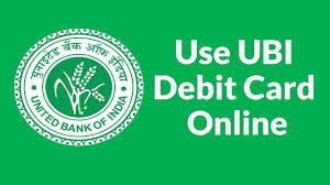 how to use united bank of india debit card