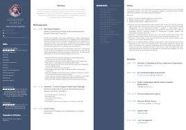 Mechanical Engineer Cv Examples The Cv Database