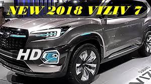 2018 subaru viziv. contemporary viziv new 2018 subaru viziv 7 first interior consept impression to subaru viziv
