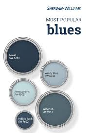 best sherwin williams blue paint colors