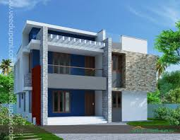kerala style low budget home plans beautiful big modern house open floor plan design you imanada