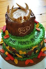 Hunting Wedding Cakes Plan 176 Best Groom S Cake Images On