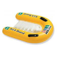 <b>Надувной плот INTEX</b> 58167 с ручками (<b>школа</b> плавания) 79х76 ...