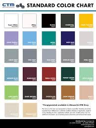 Ctm Epoxy Color Chart Epoxy Pigments Coatings Hub