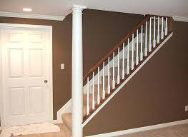 open basement stairs. Contemporary Stairs Open Stair Railing Decoration Basement Stairs Ideas  Install On Open Basement Stairs I