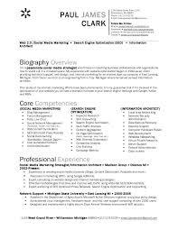 Social Media Resume Awesome 9022 Social Media Resume Sample Example Cv Officer Creerpro