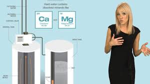 Home Water Conditioner How Water Softeners Work Youtube