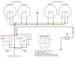 headlight wiring diagram headlight image wiring automotive headlight wiring diagram automotive wiring diagrams on headlight wiring diagram