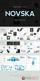 Modern Powerpoint Template Free Novska Modern Powerpoint Template 564584 Free Download