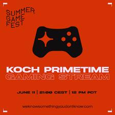 Summer Game Fest on Twitter: