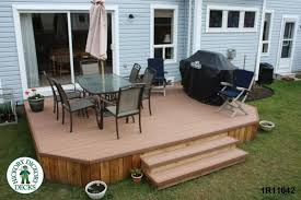 deck without railing deck design tool