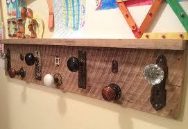 Decorative Coat Rack With Shelf