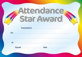 free perfect attendance certificate free printable attendance award certificates download them or print