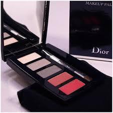 dior make up palette eye lip palette lipstick and eye shadow set