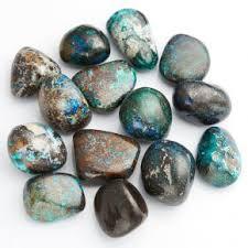 Купить натуральный камень хризоколла в интернет-магазине ...