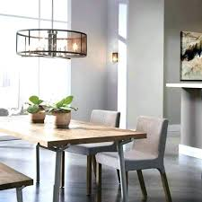 showy size of chandelier for dining table lighting over kitchen table arc floor lamp over dining