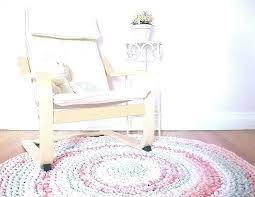 pink girl rugs carpet baby floor for girls room area nursery little rug furniture