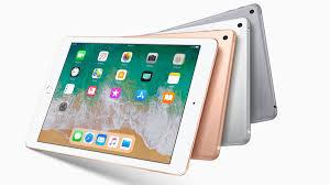 <b>New iPad</b> (2018) vs <b>iPad</b> (<b>2017</b>) | TechRadar