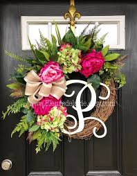 spring front door wreathsSpring Wreath For Front Door  Home Interior Design