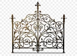 wrought iron wall decorative arts png