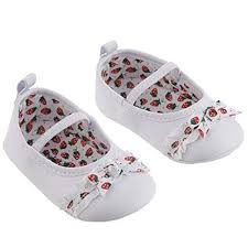 Koala Baby Shoes Size Chart Amazon Com Koala Baby Girls Soft Sole Ballerina Shoes
