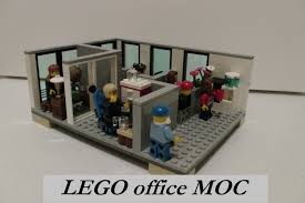 lego office building. Office Lego. Lego F Building I