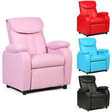 recliner chairs for kids.  For New Kid Recliner Sofa Armrest Chair Couch Children Living Room Furniture  Home On Chairs For Kids