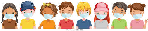 Child Wearing Face Mask High Res Stock Images   Shutterstock