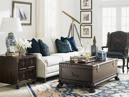 Tommy Bahama Living Room Furniture Tommy Bahama Home Island Traditions Manchester Chesterfield Style