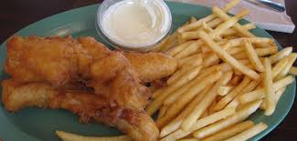 Arthur Treachers Fish Chips Calories Fast Food Nutrition
