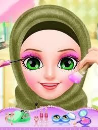 hijab fashion doll makeup salon 1 1 screenshot 3