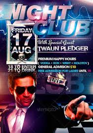 nightclub flyers nightclub flyer design templates rave 25 affordable of ianswer