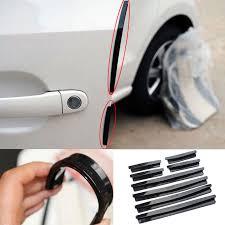 automobiles motorcycles auto replacement parts exterior parts styling mouldings auto car door guard edge corner per 8pcs set guards buffer