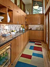 stylish and atmospheric mid century modern kitchen designs