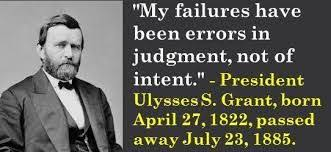 Ulysses S Grant Quotes New 48th US President Ulysses S Grant Ulysses S Grant Pinterest