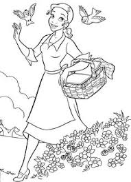 Small Picture Tiana and Naveen Coloring Pages Tiana Pinterest