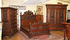 NJ Antique Bed Furniture Mill House Antiques NJ